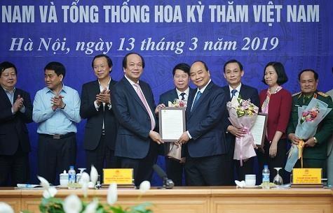 Thu tuong: Chop thoi co thuan loi de phat trien dat nuoc hinh anh 2