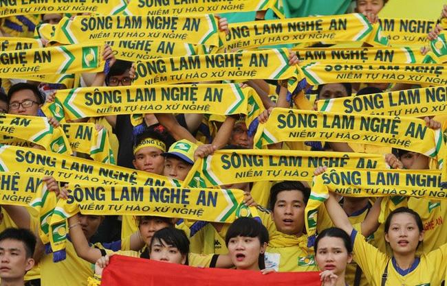 Sau sự cố Hàng Đẫy, Nghệ An tăng gấp đôi cảnh sát đến sân Vinh