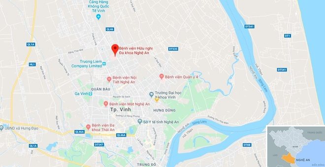 Bac si bi to om nu sinh vien ngu trong ca truc hinh anh 2 map_nghean_benhviennghean.JPG