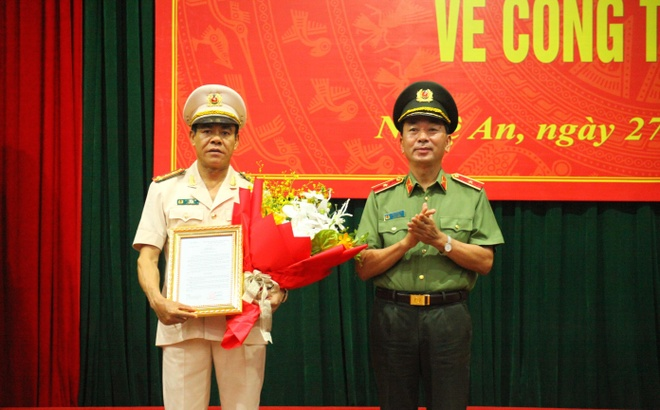 Giam doc Cong an Nghe An anh 1