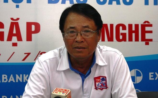 Nhà cầm quân Trần Bình Sự cảm thấy nghi vấn một số trận đấu gần đây.