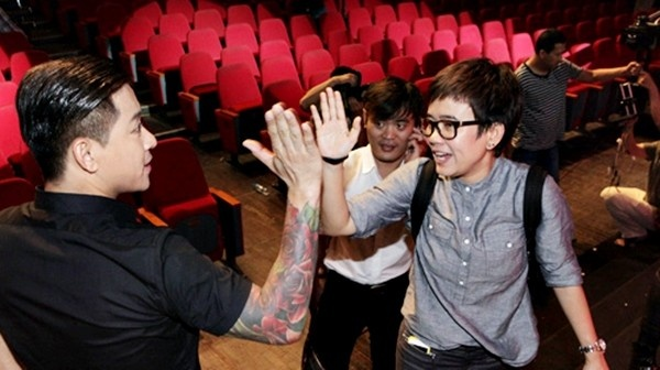Tuan Hung bo qua cho BTC X Factor vu 'xai chua' ca khuc hinh anh 1