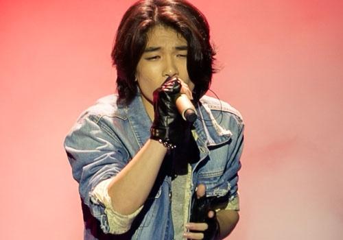 Chang trong xe Tich Ky bi loai som o X Factor hinh anh