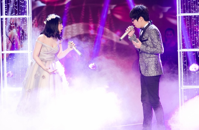Hot boy X Factor khien Ho Quynh Huong phai nhun nhay hinh anh 10