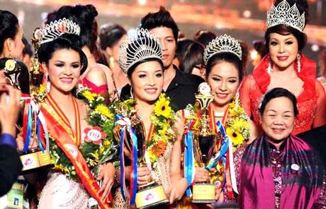 Miss World Vietnam co the bi phat neu khong dinh chinh ten hinh anh