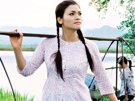 Anh Tho - Phuong Thao cung nhau tai hien hinh anh gai que hinh anh 2