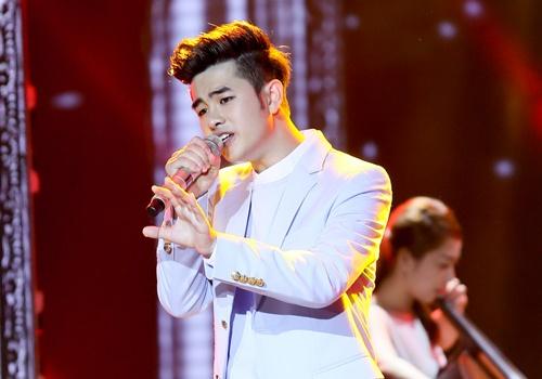 Ho Ngoc Ha xin guc nga vi hot boy X Factor hinh anh
