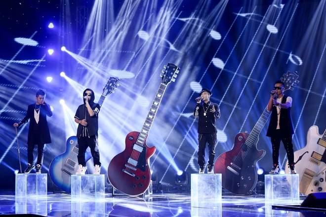 Loki Bao Long vuot qua Quang Dai vao chung ket X Factor hinh anh 3