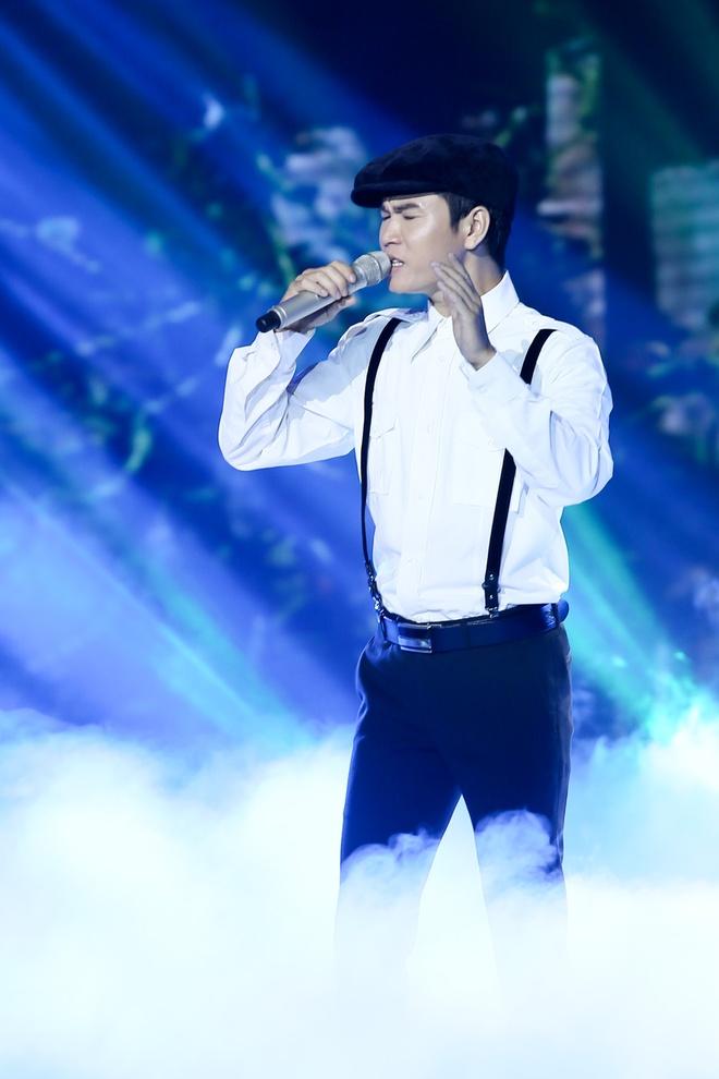 Loki Bao Long vuot qua Quang Dai vao chung ket X Factor hinh anh 2