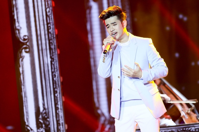 Loki Bao Long vuot qua Quang Dai vao chung ket X Factor hinh anh 1