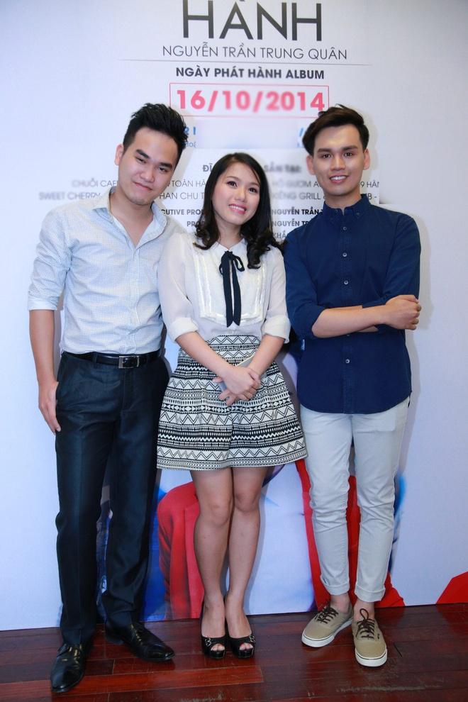 Nguyen Tran Trung Quan giam 25 kg de lam album moi hinh anh 1