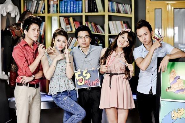 Diem danh 7 du an dai hoi ki luc cua sitcom Viet hinh anh