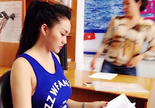 Phi Thanh Van say thai lan 4 hinh anh