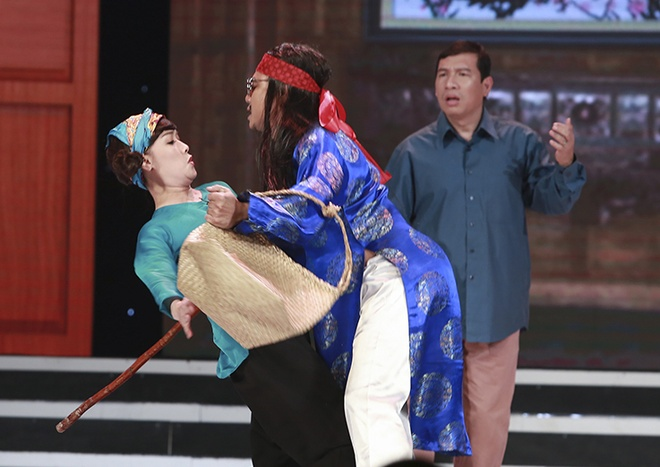Van Dung - Quang Thang khat con trai hinh anh