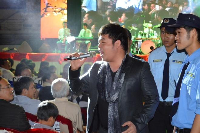 Quang Le goi Che Linh bang bo hinh anh 4