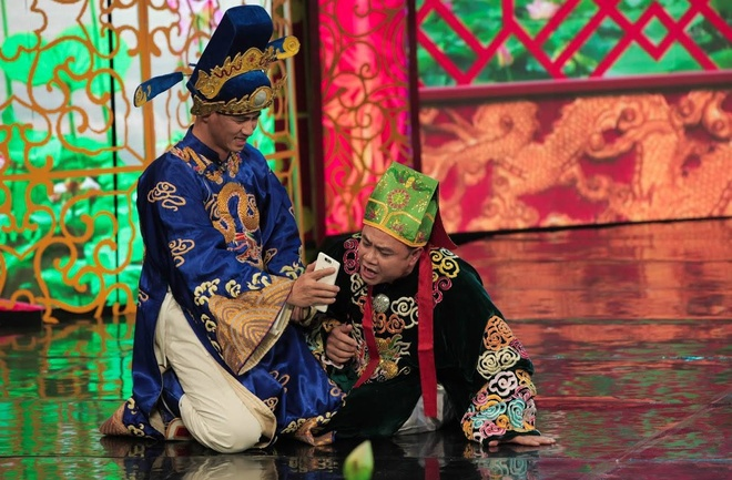 Le Roi, Son Tung M-TP vao Tao quan 2015 hinh anh