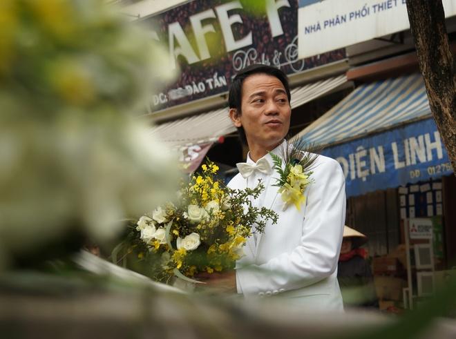 Con gai ben Thanh Thanh Hien trong le ruoc dau hinh anh 2