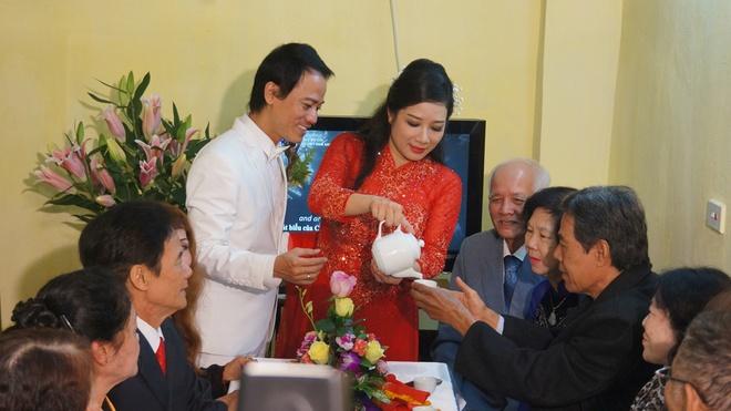 Con gai ben Thanh Thanh Hien trong le ruoc dau hinh anh 6