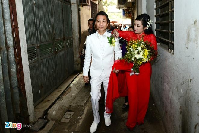 Con gai ben Thanh Thanh Hien trong le ruoc dau hinh anh 14