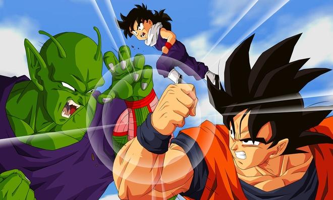 20 bi mat thu vi ve loat phim hoat hinh '7 vien ngoc rong' hinh anh 5  5. Tác giả của Dragon Ball, Akira Toriyama, cho biết Piccolo là nhân vật yêu thích của ông. Piccolo, sau khi hợp thể với thượng đế, đã trở thành chiến binh Z mạnh nhất, hơn cả Goku và Vegeta.