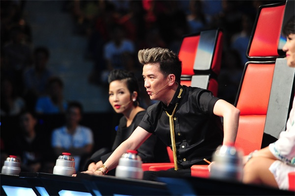 Mr Dam ngoi ghe nong The Voice: Vi tinh nghia hay vi My Tam? hinh anh 1