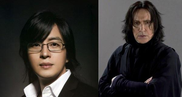 Sao Han la ung cu vien sang gia cho series 'Harry Potter' hinh anh