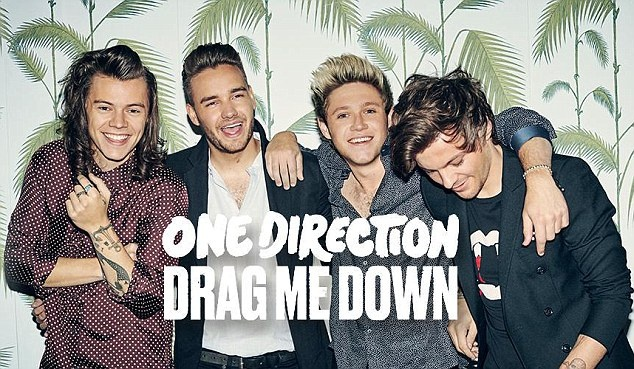 One Direction ra mat single moi voi 4 thanh vien hinh anh
