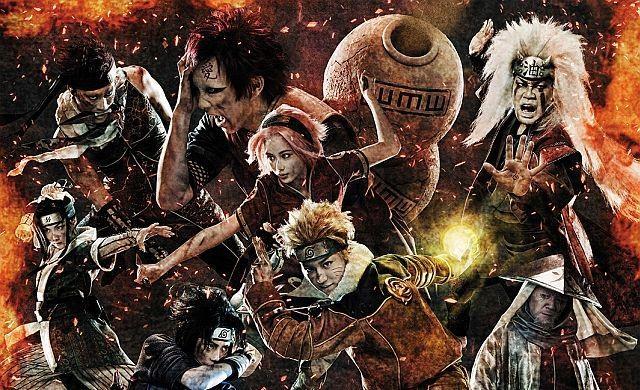 Truyen tranh 'Naruto' sap len phim hinh anh