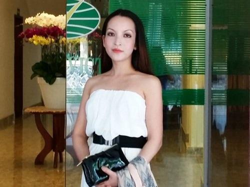Linh Nga trai long sau cuoc tinh voi Thuyet 'buon vua' hinh anh