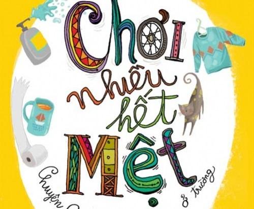 'Choi nhieu het met': Nhat ky cua yeu thuong hinh anh