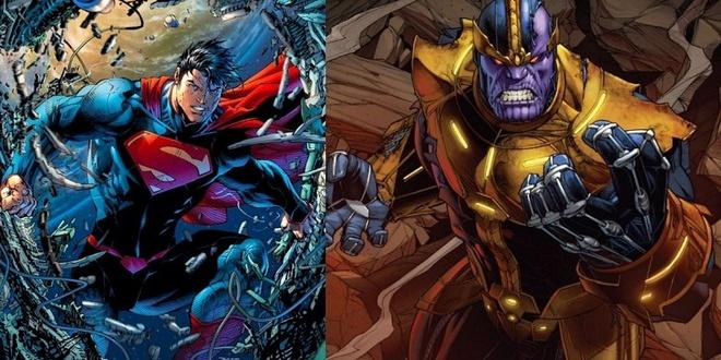 Nhung tran so tai giua DC va Marvel duoc mong cho nhat hinh anh