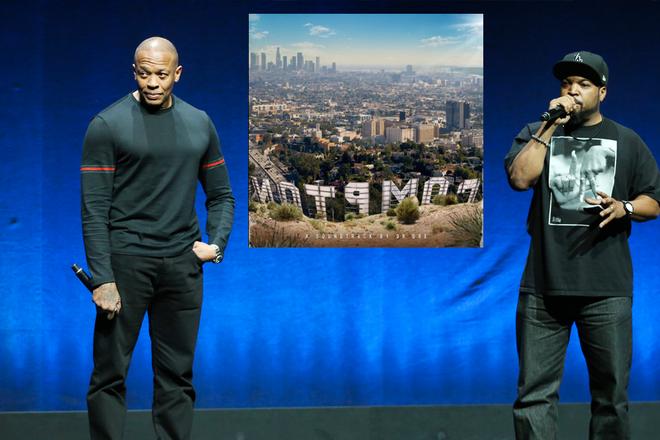 8 dieu thu vi trong album tai xuat cua Dr. Dre hinh anh