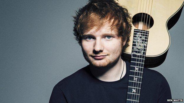 Ed Sheeran duoc trao bang dai hoc danh du hinh anh