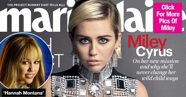 Miley Cyrus tung bi am anh khi dong phim 'Hannah Montana' hinh anh