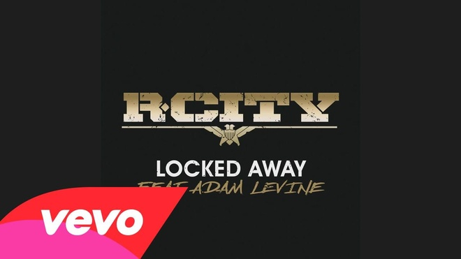 R. City - Locked Away hinh anh