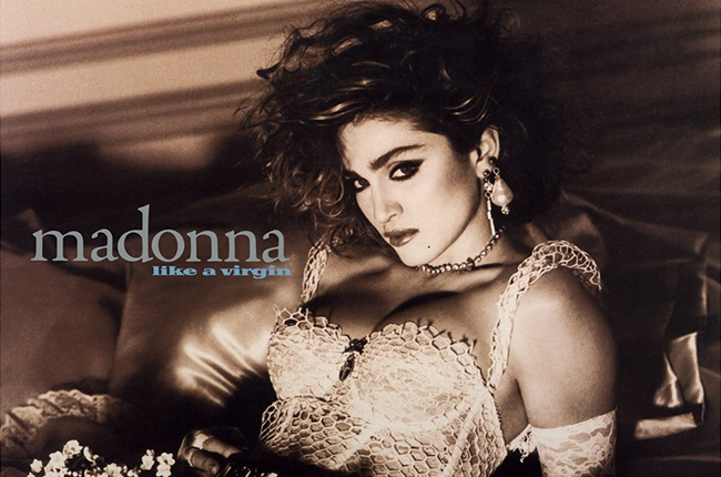 Madonna - 'Like A Virgin' hinh anh