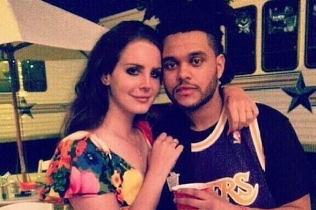 Lana Del Rey ket hop cung giong ca hien tuong Billboard hinh anh