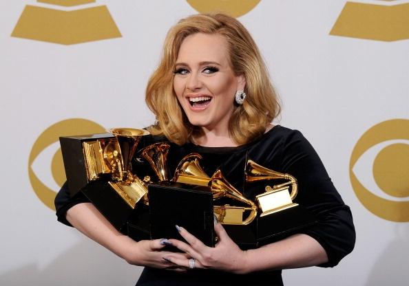 Album moi cua Adele ra lo vao thang 11 hinh anh