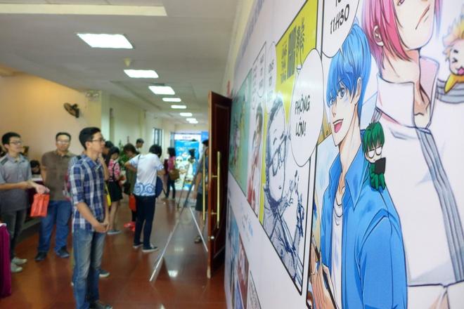 Hoa si truyen tranh Viet cung nhau hoi ngo trong Comics Day hinh anh 2