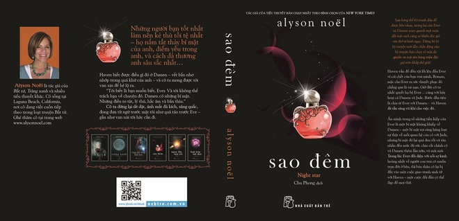 'Night Star, Dark Flame, Everlasting': 3 nốt trầm của Alyson