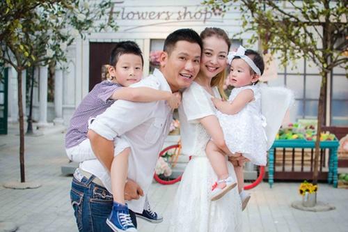 My nhan Viet chuong mot sinh con o nuoc ngoai hinh anh