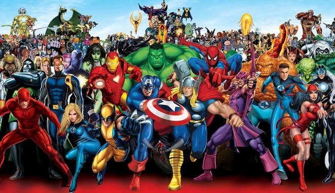 10 sieu anh hung manh nhat trong truyen tranh cua Marvel hinh anh