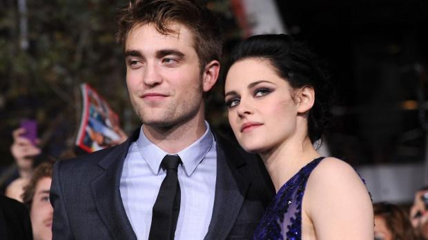 Kristen Stewart chua quen noi dau chia tay Robert Pattinson hinh anh
