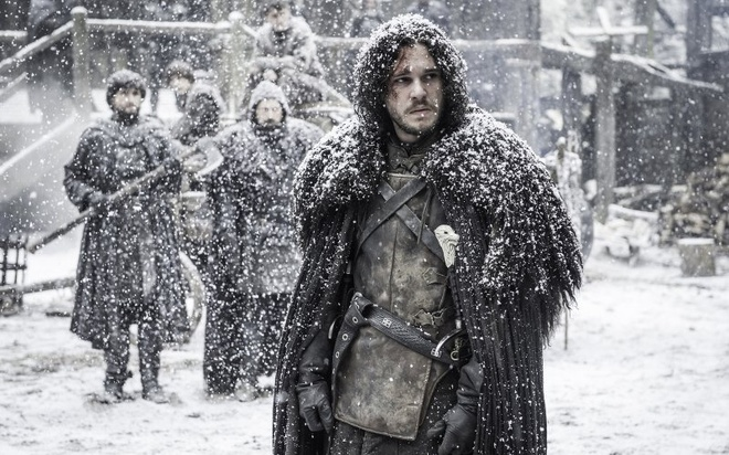 Jon Snow se tro lai trong mua 6 'Games of Thrones' hinh anh