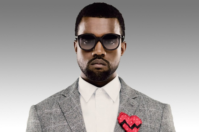Kanye West tuyen bo se tranh cu tong thong My hinh anh