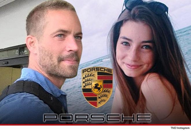 Con gai Paul Walker kien Porsche vi tai nan cua cha hinh anh