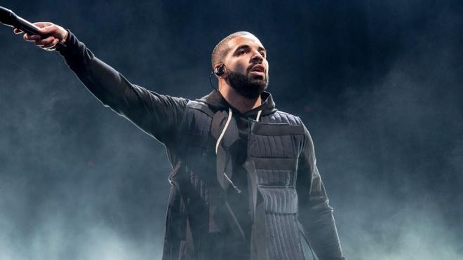 Drake can moc 100 single lot top Billboard Hot 100 hinh anh