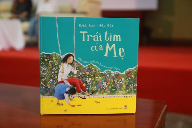 'Trai tim cua me': Nhat ky ve tinh yeu thuong hinh anh