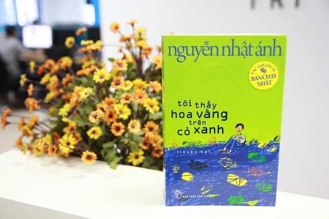 San lung truyen 'Toi thay hoa vang tren co xanh' hinh anh