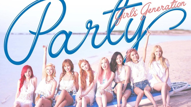 Party - SNSD hinh anh